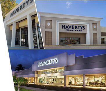 Modern Havertys Stores