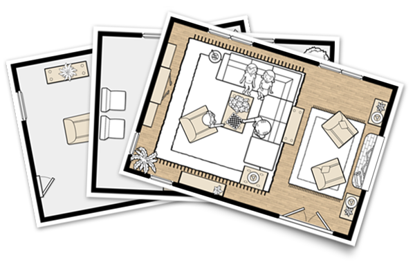 havertys 2d room planner lets you create a floor plan with a bird 39 s